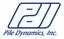 Pile Dynamics, Inc. Logo