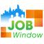 The Job Window Logo