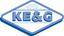 KE&G Construction, Inc. Logo
