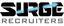 Surge Recruiters Logo