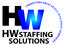HW Staffing Solutions Logo