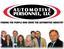 Automotive Personnel, LLC Logo