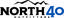 CSWW Inc., dba North 40 Outfitters Logo