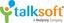 Talksoft/RevSpring Logo