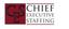 Chief Executive Staffing Logo