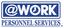 AtWork Personnel Services Logo